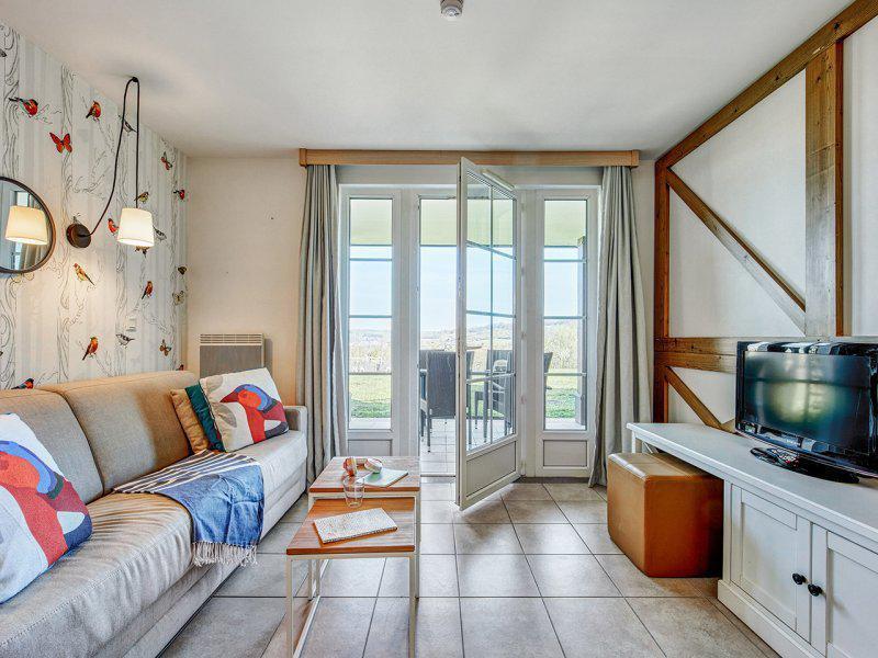 Appartement 2 pièces 4 personnes - P&V Premium Résidence & Spa Normandie - Houlgate