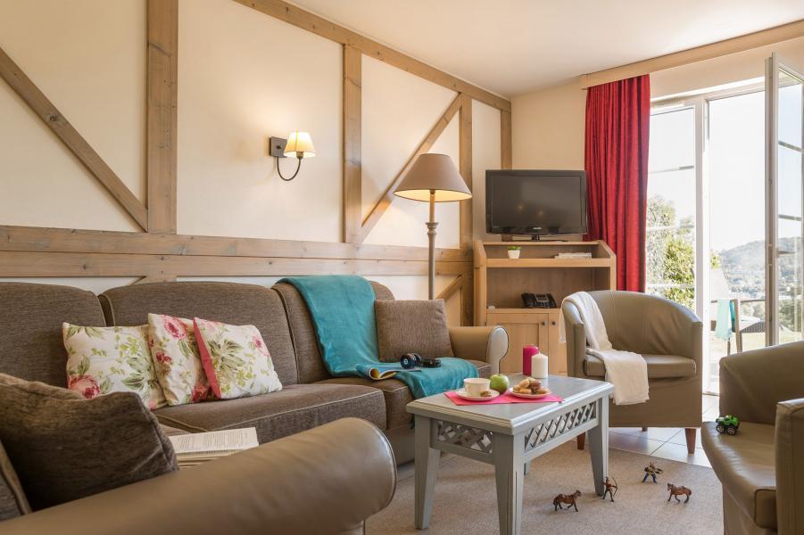 P&V Premium Résidence & Spa Normandie - Houlgate - Séjour