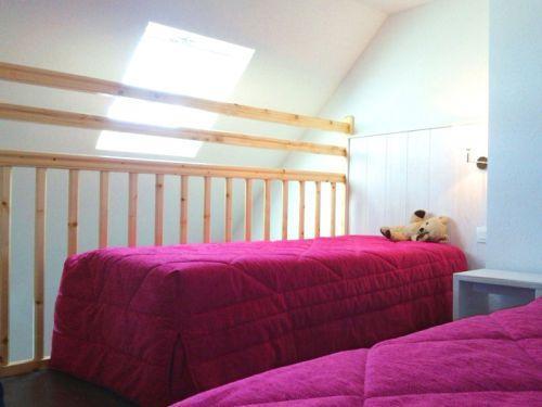 Studio cabine 4 personnes - Résidence An Douar - Audierne Plouhinec - Appartement