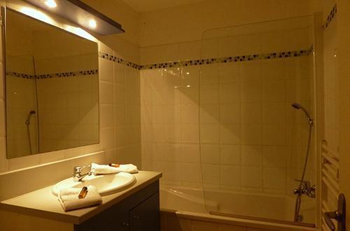 Résidence Cap Bleu - Martigues - Salle de bains