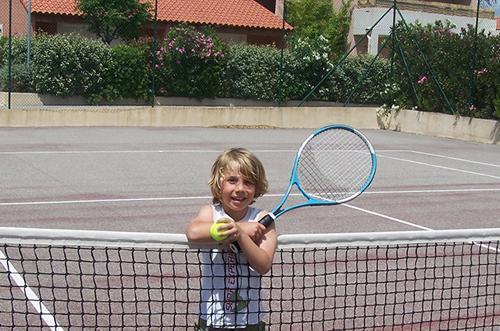 Résidence Cap Bleu - Martigues - Tennis