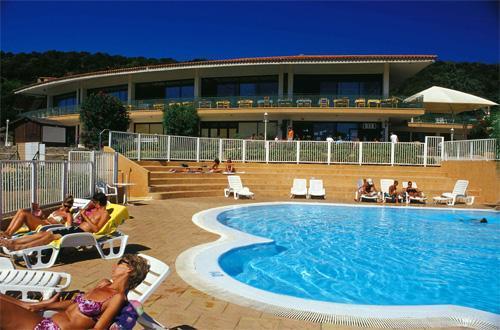 Residence-Club Le Parc Des Chenes - La Croix-Valmer - Extérieur été