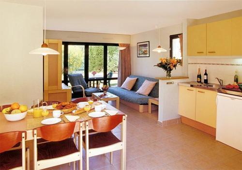 Appartement 3 pièces 6 personnes - Résidence-Club Saint Loup - Cap d'Agde - Séjour