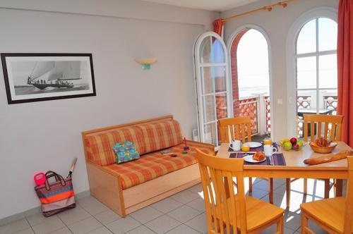Résidence de l'Océan - La Tranche-sur-Mer - Living room
