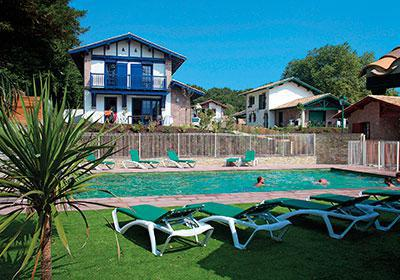 Maison et Villa Résidence Domaine de Lana - Urrugne - Côte Atlantique