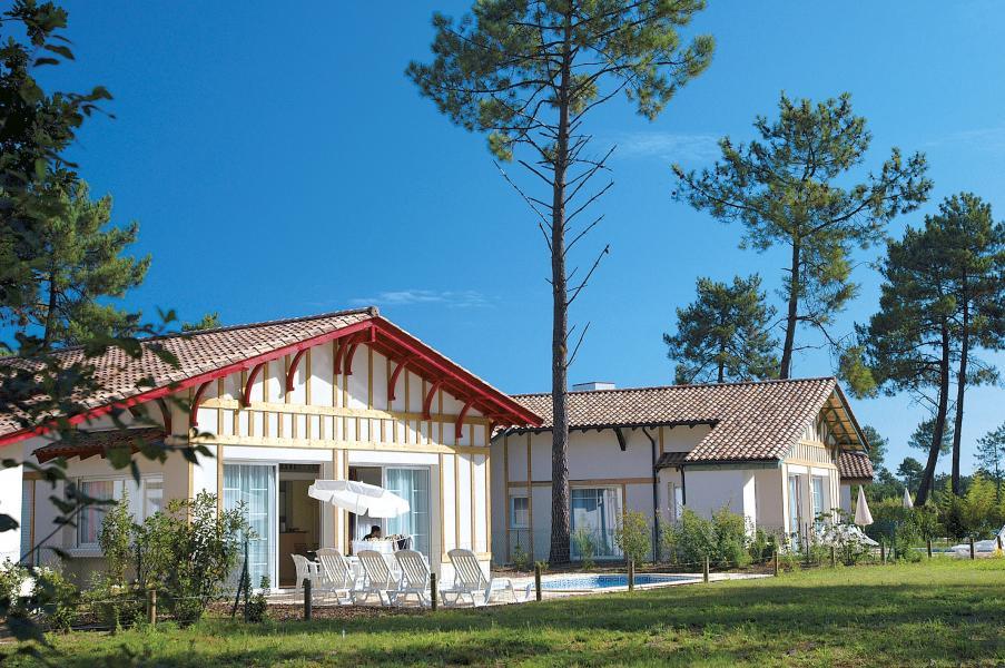 Maison et Villa Résidence et Villas les Greens du Bassin - Gujan Mestras - Bassin d'Arcachon - Côte Atlantique