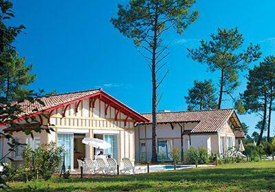 Résidence et Villas les Greens du Bassin - Gujan Mestras - Bassin d'Arcachon
