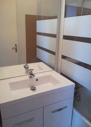 Résidence Goelia du Port - Port Leucate - Salle de bains