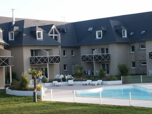 Résidence Ker Maël - Saint-Briac-sur-Mer - Summer outside