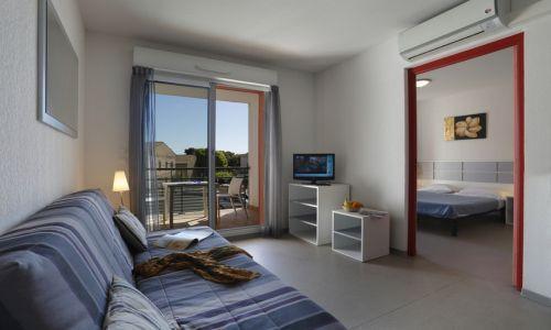 Residence La Fonserane - Béziers - Canapé