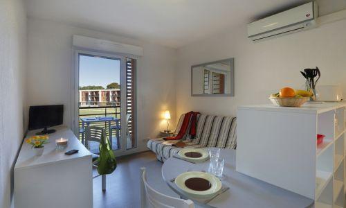 Residence La Fonserane - Béziers - Coin repas