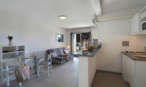 Residence La Fonserane - Béziers - Kitchenette
