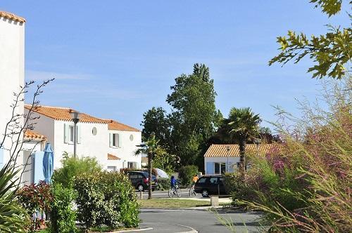 Résidence la Palmeraie - Saint Georges d'Oléron - Intérieur