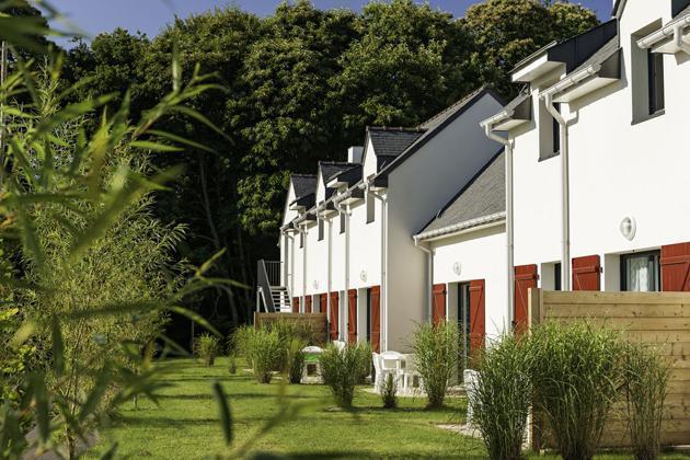 Résidence Lagrange Domaine Val Queven - Queven - Extérieur été