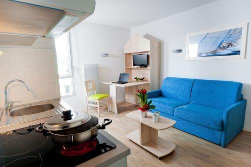 Résidence Lagrange l'Escale Marine - La Rochelle - Appartement