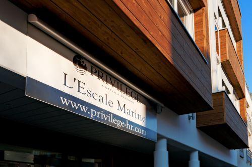 Résidence Lagrange l'Escale Marine - La Rochelle - Extérieur été