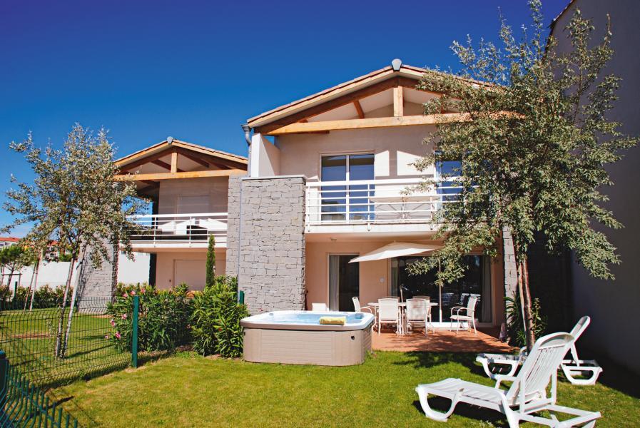 Maison et Villa Résidence Lagrange l'Ile Saint Martin - Cap d'Agde - Côte Méditerranéenne