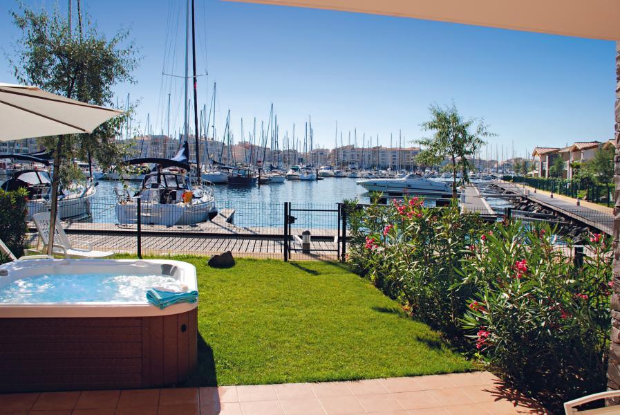 Résidence Lagrange l'Ile Saint Martin - Cap d'Agde - Relaxation