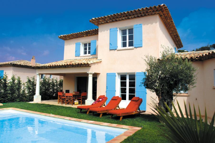 Maison et Villa Résidence Lagrange le Carré Beauchêne - Sainte-Maxime - Côte Méditerranéenne
