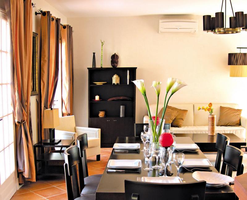 Résidence Lagrange le Carré Beauchêne - Sainte-Maxime - Salle à manger
