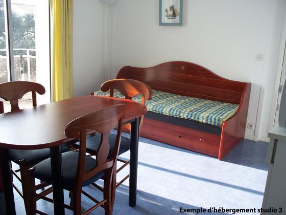 Résidence Lagrange le Phalène - Saint-Palais-sur-Mer - Appartement