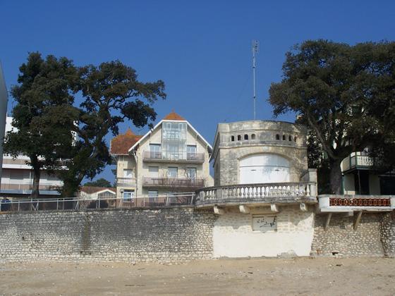 Résidence Lagrange le Phalène - Saint-Palais-sur-Mer - Extérieur été