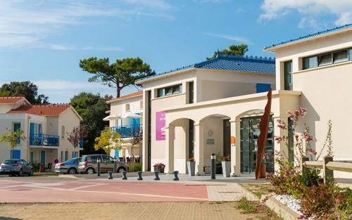 Résidence Lagrange les Carrelets - Saint-Palais-sur-Mer - Extérieur été