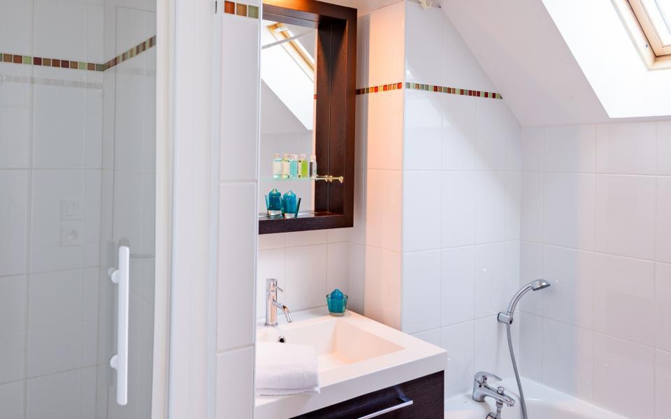 Résidence Lagrange les Hauts de la Houle - Cancale - Salle de bains