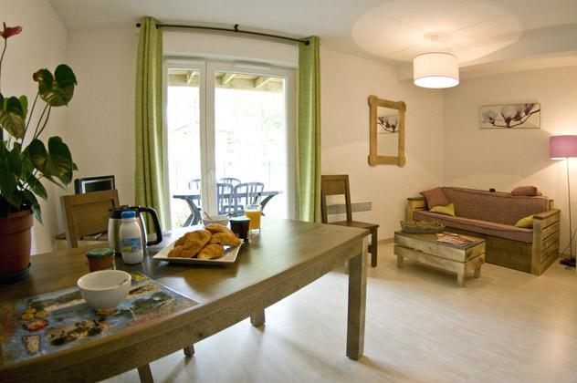 Résidence Lagrange les Terrasses du Lac - Aureilhan - Appartement
