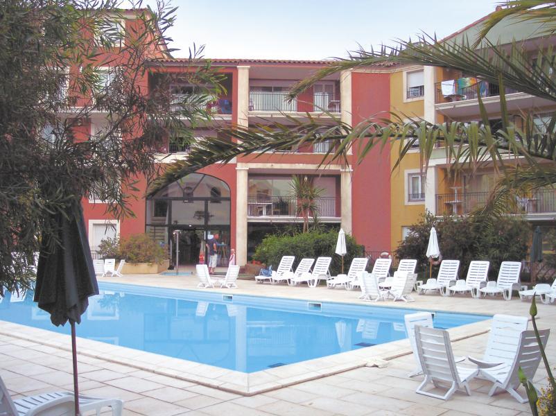 Résidence Lagrange Port Marine - Sainte-Maxime - Extérieur été