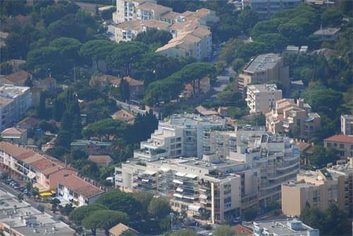 Résidence Lagrange Turquoise - Cavalaire-sur-Mer - Extérieur été