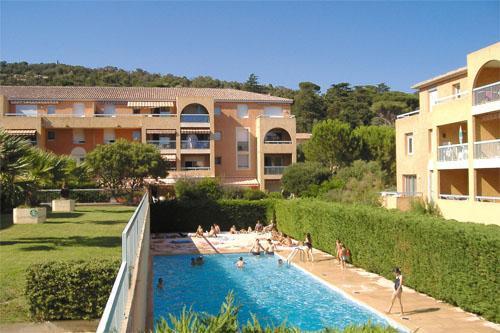 Résidence Lagrange Villa Barbara - Cavalaire-sur-Mer - Extérieur été