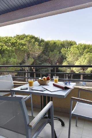 Résidence Las Motas - Saint-Cyprien - Balcon