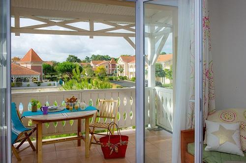Résidence le Cordouan - Soulac-sur-Mer - Living room