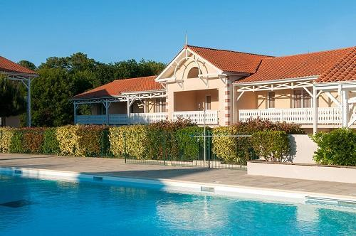Résidence le Cordouan - Soulac-sur-Mer - Piscine