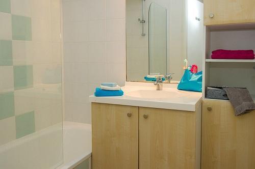 Résidence le Cordouan - Soulac-sur-Mer - Salle de bains