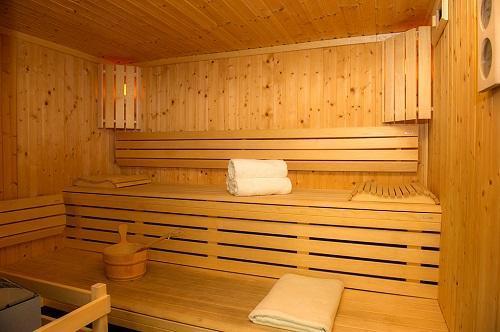 Résidence le Cordouan - Soulac-sur-Mer - Sauna