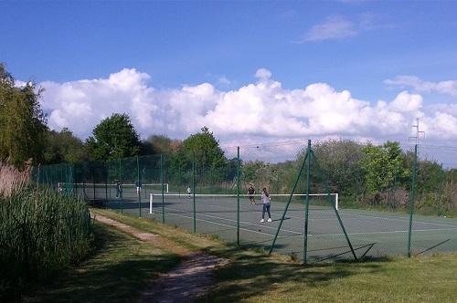 Résidence le Cordouan - Soulac-sur-Mer - Tennis
