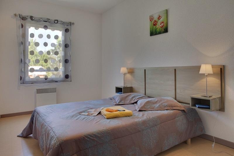 Résidence le Domaine d'Enserune - Colombiers - Double bed