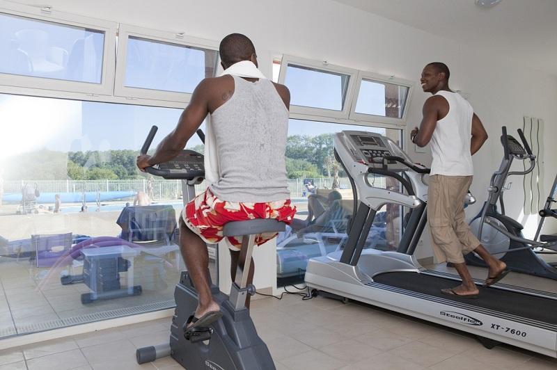 Résidence le Domaine d'Enserune - Colombiers - Espace fitness
