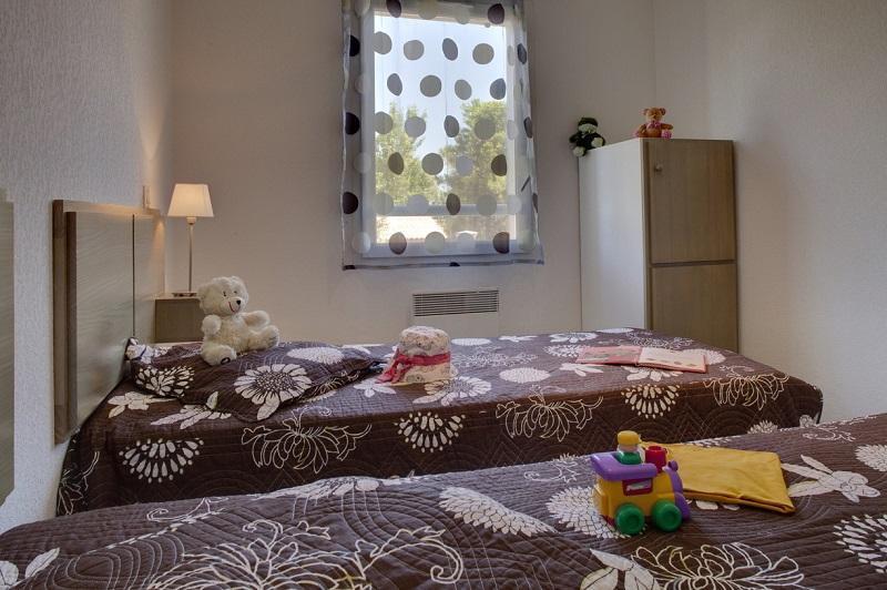 Résidence le Domaine d'Enserune - Colombiers - Single bed