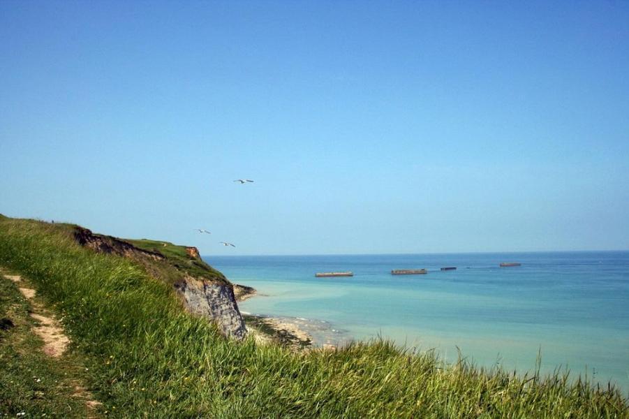 Résidence le Domaine de la Corniche - Villers-sur-Mer - Extérieur été