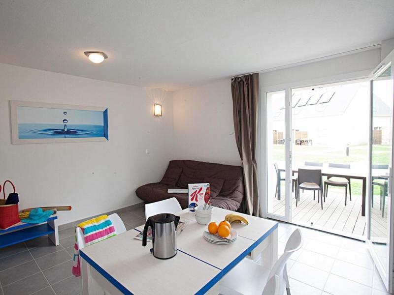 Résidence le Domaine de la Corniche - Villers-sur-Mer - Séjour