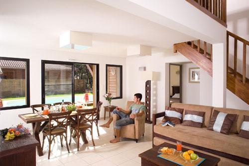 Location villa 3 pi ces mezzanine 8 personnes edf - Sejour evasion villa exotique keemala ...
