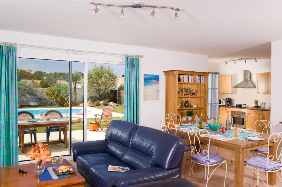 Location villa 3 pi ces 4 personnes eca saint jean de - Sejour evasion villa exotique keemala ...