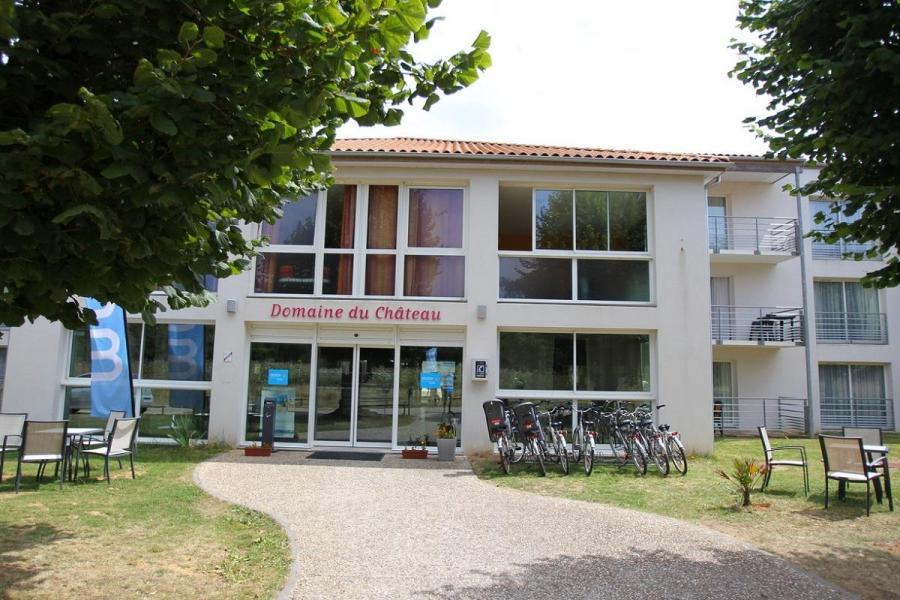 Résidence le Domaine du Château - La Rochelle - Extérieur été