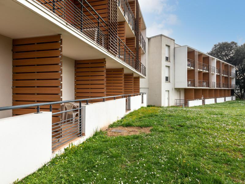 Résidence le Fonsérane - Béziers - Extérieur été
