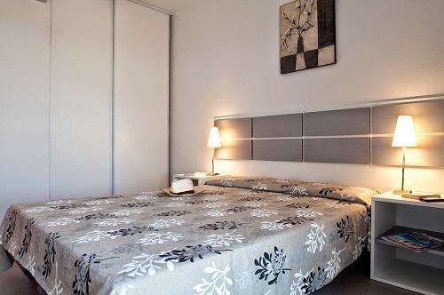 Appartement 2 pièces 4 personnes (climatisé) - Résidence le Fonsérane - Béziers - Chambre
