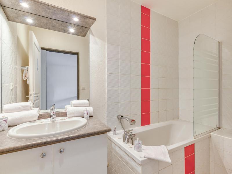 Appartement 2 pièces 4 personnes (climatisé) - Résidence le Fonsérane - Béziers - Salle d'eau