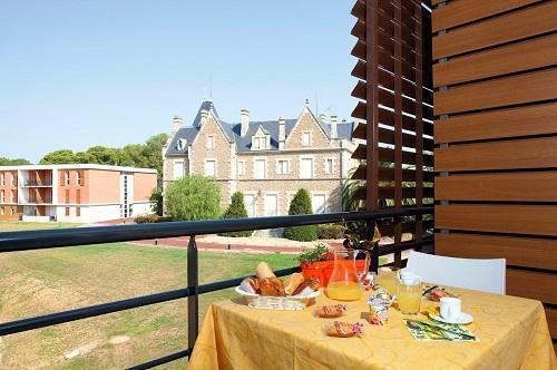 Résidence le Fonsérane - Béziers - Balcon